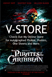 V-STORE: Purchase Autographed Photos, Posters, One Sheets and More!